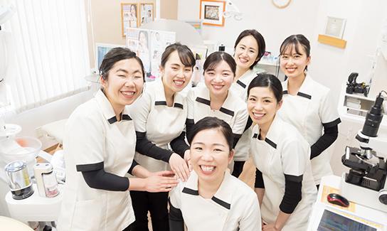 若林歯科staff